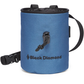 Black Diamond Mojo Bolsa de tiza Gr. S/M, astral blue